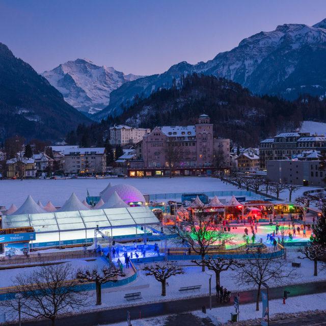 CommInt Interlaken Marketing Events