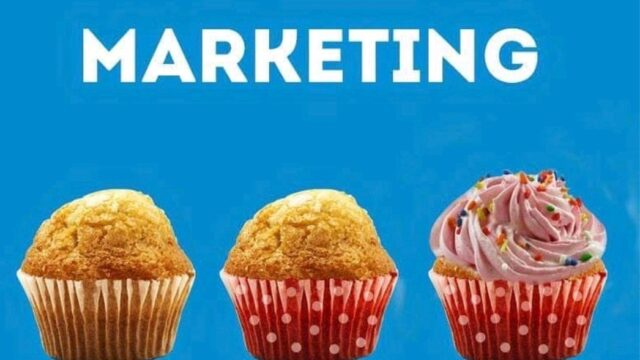 Marketing is very simple