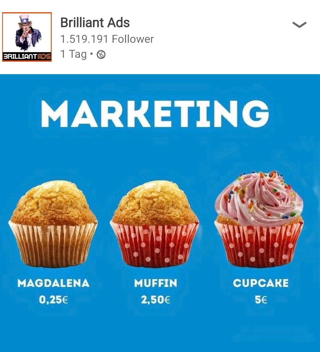 Marketing is very simple