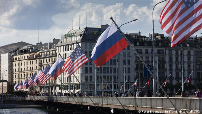 US-Russian Summit – perfect host Switzerland!